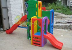 Outdoor Jungle Gym For Toddlers