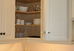 Upper Corner Kitchen Cabinet
