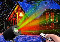 Outdoor Laser Light Projector
