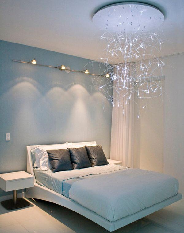 Modern Bedroom Lighting