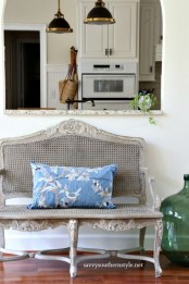 Affordable Living Room Summer Decorating Ideas 30