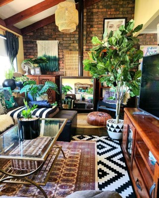Affordable Living Room Summer Decorating Ideas 33