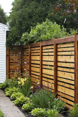 Captivating Fence Design Ideas That You Can Try 41
