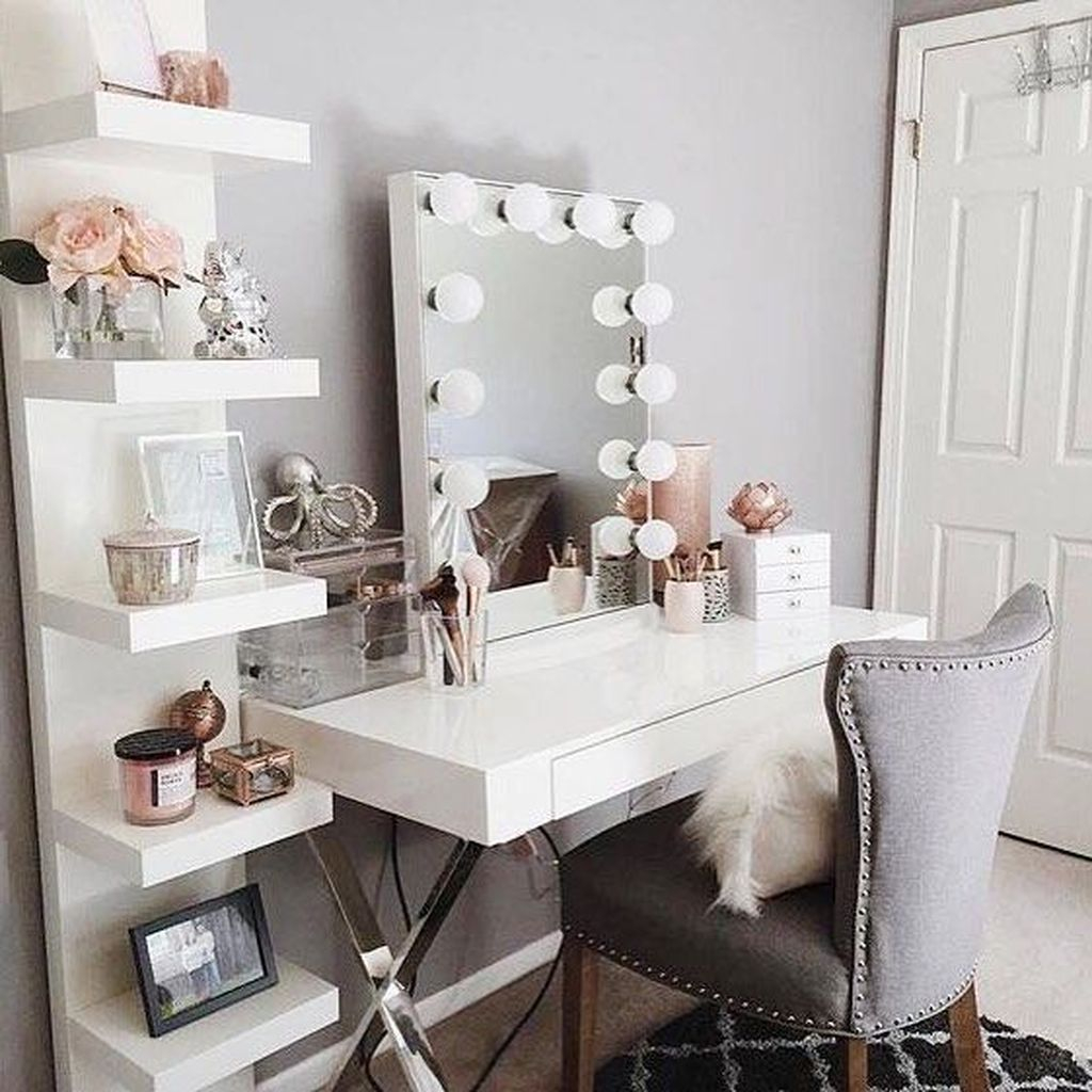 Casual Dressing Table Ideas In Your Room 04