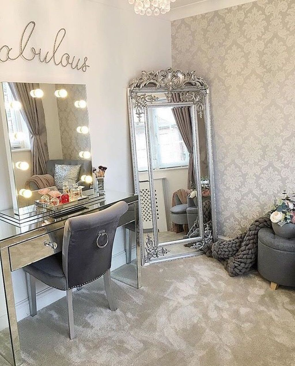 Casual Dressing Table Ideas In Your Room 37
