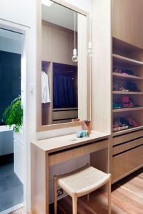 Classy Design Ideas An Organised Open Wardrobe 21