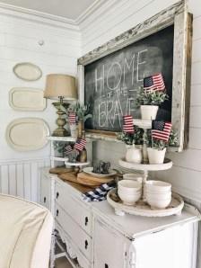 Cute Farmhouse Summer Decor Ideas For Your Inspiration 04