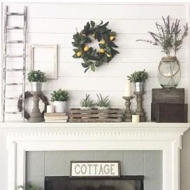 Cute Farmhouse Summer Decor Ideas For Your Inspiration 41