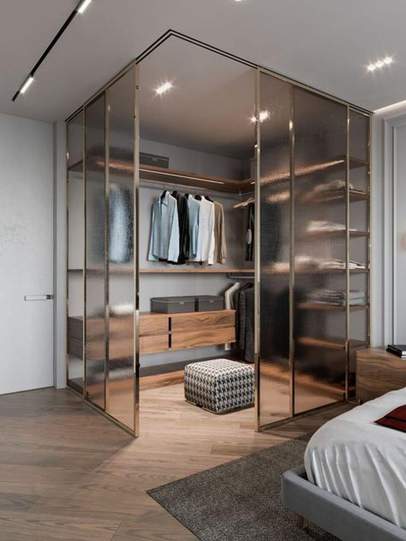 Rustic Wardrobe Design Ideas That Is In Trend 25