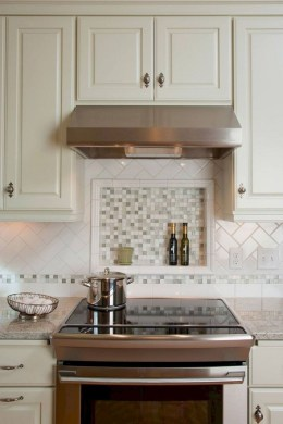 Adorable Kitchen Backsplash Decorating Ideas For This Year 48