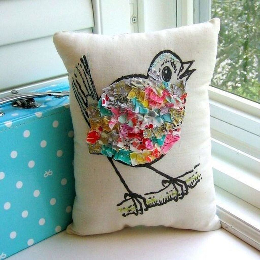 Adorable Pillows Decoration Ideas To Not Miss Today 45