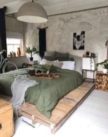 Amazing Bedroom Pallet Design Ideas 37