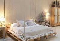 Amazing Bedroom Pallet Design Ideas 45
