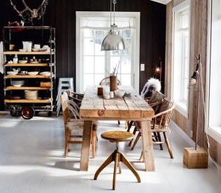 Amazing Industrial Home Decor Ideas For You This Winter 28