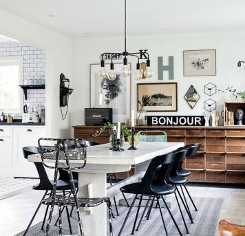 Amazing Industrial Home Decor Ideas For You This Winter 35