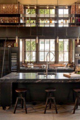 Amazing Industrial Home Decor Ideas For You This Winter 44