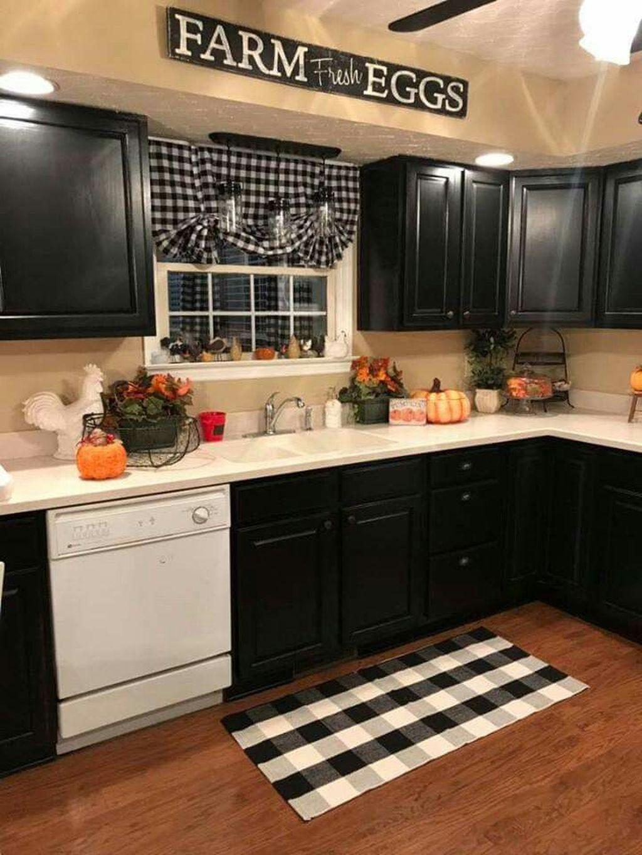 Amazing Organized Farmhouse Kitchen Decor Ideas 08