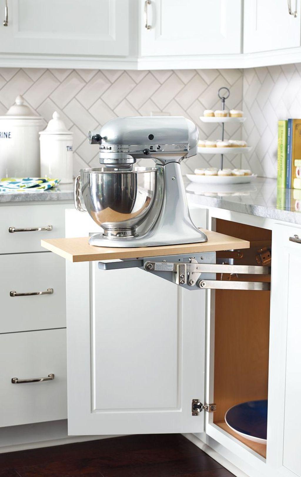 Amazing Organized Farmhouse Kitchen Decor Ideas 51