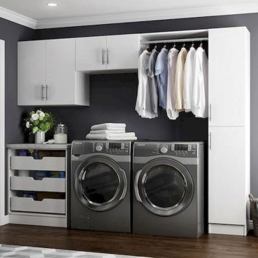 Awesome Drying Room Design Ideas 27
