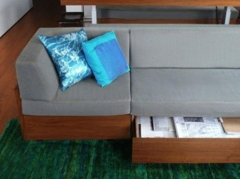 Casual Sofa Ideas With Storage Underneath For Small Space 21