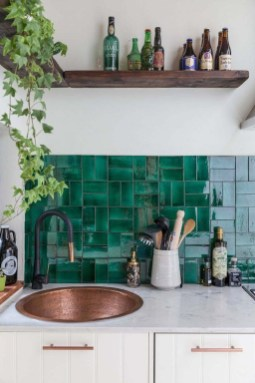 Chic Kitchen Style Ideas For Comfortable Old Kitchen 24