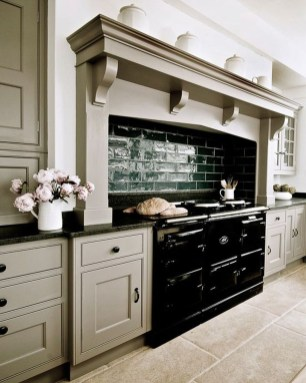 Chic Kitchen Style Ideas For Comfortable Old Kitchen 27