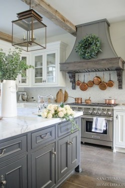 Chic Kitchen Style Ideas For Comfortable Old Kitchen 36