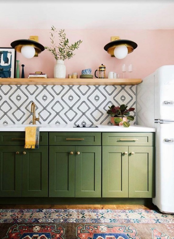 Chic Kitchen Style Ideas For Comfortable Old Kitchen 49