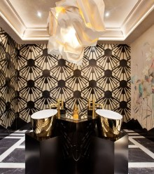 Cool Art Concept Ideas For Bathroom 31