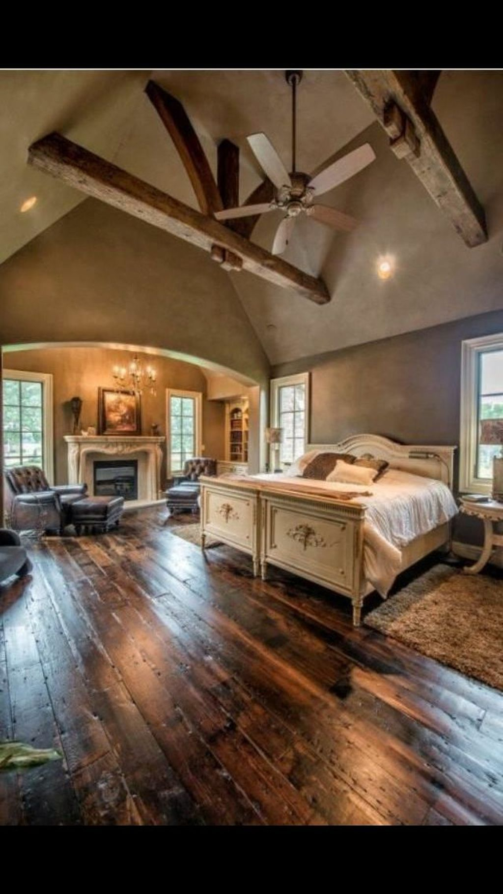 Cool French Country Master Bedroom Design Ideas With Farmhouse Style 17
