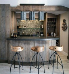 Delicate Home Bar Design Ideas That Make Your Flat Look Great 02