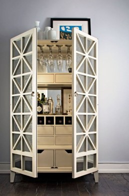 Delicate Home Bar Design Ideas That Make Your Flat Look Great 24