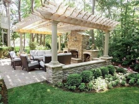 Elegant Backyard Patio Ideas On A Budget 16