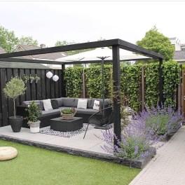 Elegant Backyard Patio Ideas On A Budget 19