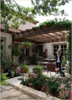 Elegant Backyard Patio Ideas On A Budget 30