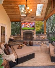 Elegant Backyard Patio Ideas On A Budget 46