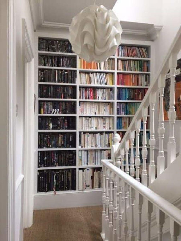 Elegant Bookshelves Decor Ideas That Trending Today 29