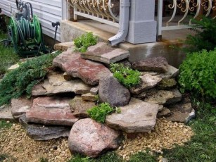 Pretty Frontyard Landscaping Design Ideas 47