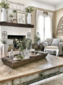 Rustic Living Room Decor Ideas For 2019 25