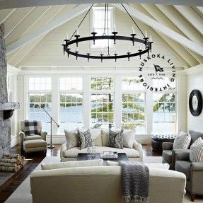 Splendid Coastal Living Area Ideas For Home Look Fabulous 03