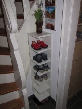Stunning Shoes Storage Ideas You Can Do It 24