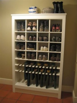 Stunning Shoes Storage Ideas You Can Do It 26