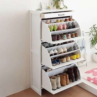 Stunning Shoes Storage Ideas You Can Do It 36
