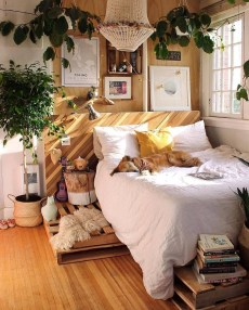 Stylish Bedroom Decoration Ideas For Your Apartment 04