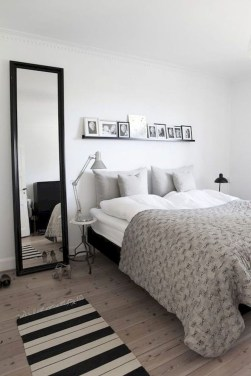 Stylish Bedroom Decoration Ideas For Your Apartment 16