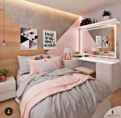 Stylish Bedroom Decoration Ideas For Your Apartment 36