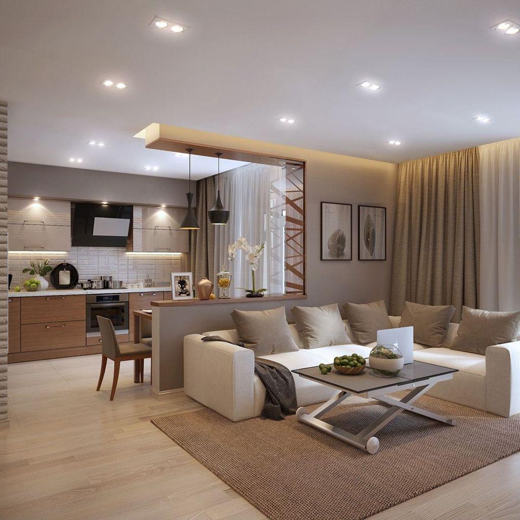 Stylish Living Area Ideas To Rock This Season 43