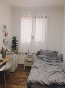 Adorable Dorm Room Design Ideas On A Budget 21