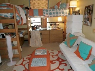 Adorable Dorm Room Design Ideas On A Budget 30