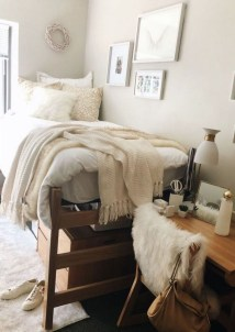 Adorable Dorm Room Design Ideas On A Budget 47